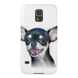 Chihuahua dog galaxy s5 cover