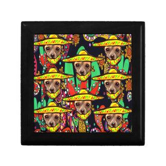 CHIHUAHUA DOG GIFT BOX