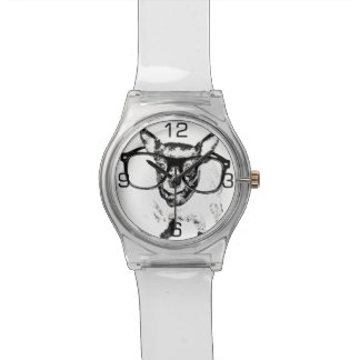 Chihuahua Dog Illustration Drawing Watches