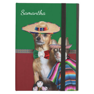 Chihuahua Dog ipad Air case