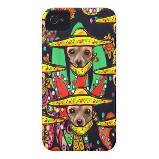 CHIHUAHUA DOG iPhone 4 Case-Mate CASE