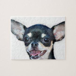 Chihuahua dog jigsaw puzzle