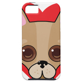 Chihuahua Face iPhone 5 Case
