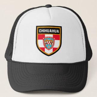 Chihuahua Flag Trucker Hat