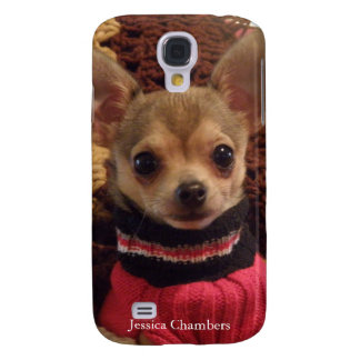Chihuahua for Samsung S4 Samsung Galaxy S4 Case