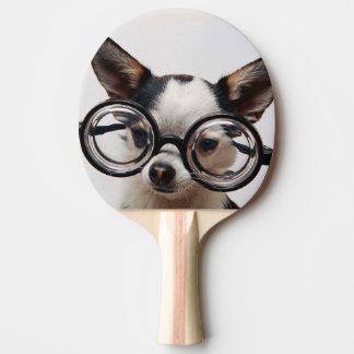 Chihuahua glasses - dog eyeglasses ping pong paddle
