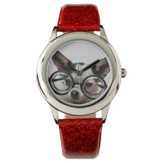 Chihuahua glasses - dog eyeglasses watch