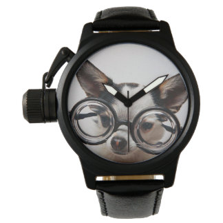 Chihuahua glasses - dog eyeglasses watch