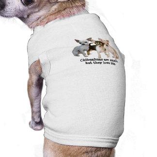 Chihuahua Happy Trio Pet Clothing