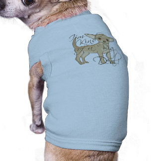 Chihuahua I'm Kind of a Big Deal Graphic Design Dog Clothes