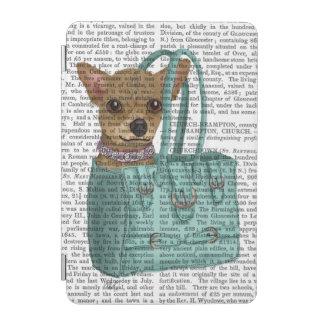 Chihuahua In Bag iPad Mini Cover