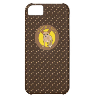chihuahua iPhone 5C case