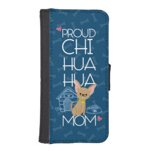 Chihuahua iPhone SE/5/5s Wallet Case