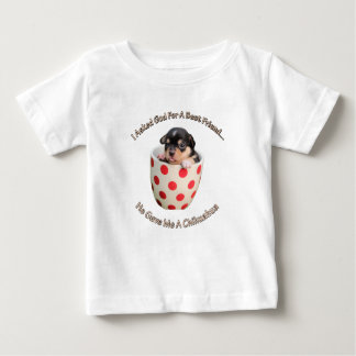 Chihuahua Is My Best Friend Baby T-Shirt