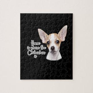 Chihuahua Jigsaw Puzzle