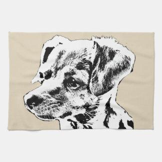 """Chihuahua"" Kitchen Towel 16"" x 24"""