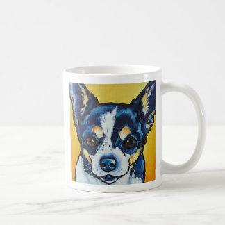 Chihuahua LC Black Tri (Lorenzo) Coffee Mug