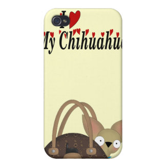 Chihuahua Love iPhone Case Cover For iPhone 4