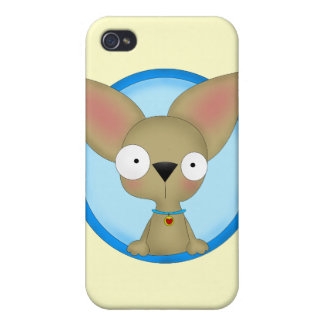 Chihuahua Love iPhone Case iPhone 4/4S Cases