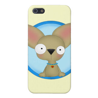 Chihuahua Love iPhone Case Case For The iPhone 5