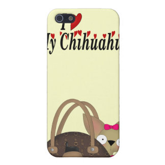 Chihuahua Love iPhone Case iPhone 5/5S Cases
