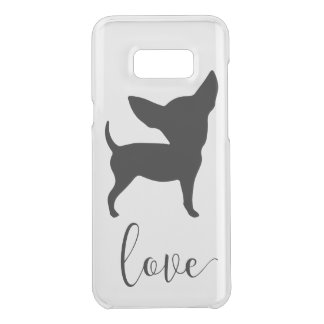 Chihuahua Love Samsung Galaxy S8+ Clearly™ Case