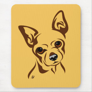Chihuahua Lover Mousepads