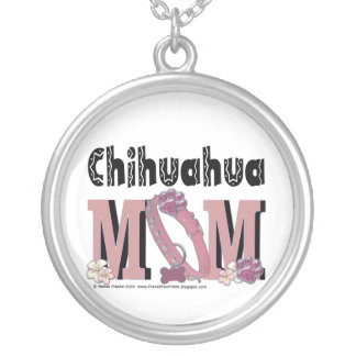 Chihuahua MOM Necklaces