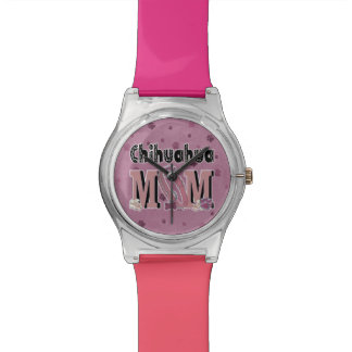 Chihuahua MOM Wrist Watches