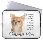 Chihuahua Mum Laptop Sleeve