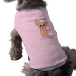 Chihuahua - Pink Doggie T Shirt