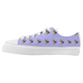 Chihuahua Pup Low Tops