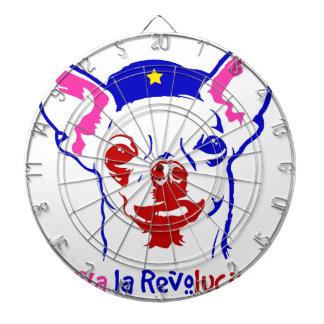 Chihuahua Revolution Dartboard