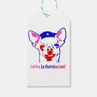 Chihuahua Revolution Gift Tags
