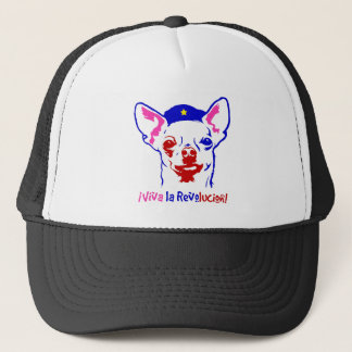 Chihuahua Revolution Trucker Hat
