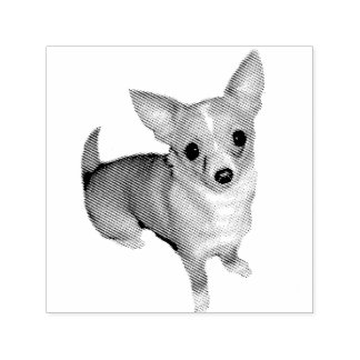 Chihuahua Self-inking Stamp