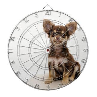 Chihuahua Small Dog Dartboard