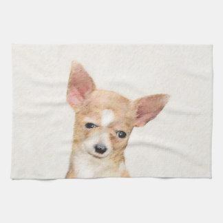 Chihuahua Tea Towel