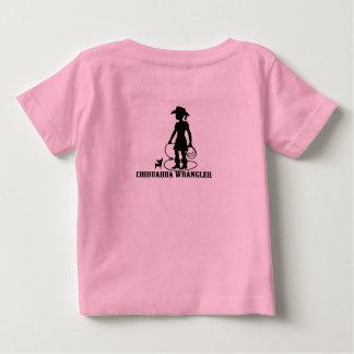 Chihuahua Wrangler - Roper Samantha Baby T-Shirt