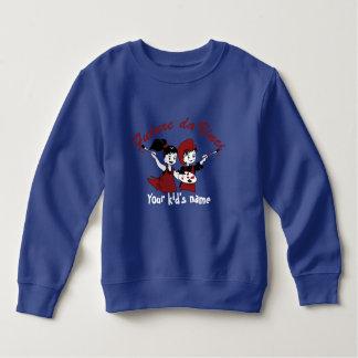 Child artist sweatshirt