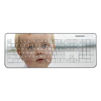Child Custom Wireless Keyboard