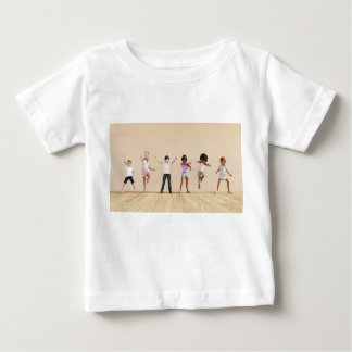 Child Development with Children Learning Baby T-Shirt