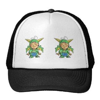 Child in Cute Dragon Costume Hats