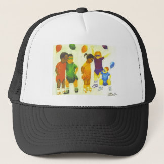 Child Innocence Trucker Hat