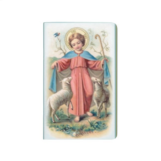 Child Jesus with Lambs Journal