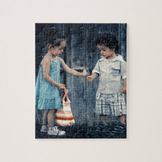 child jigsaw puzzle