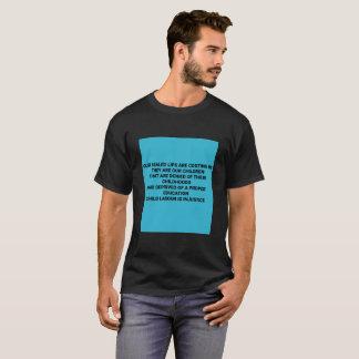 Child labour is injustice T-Shirt