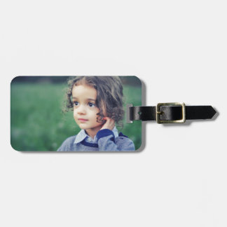 child luggage tag