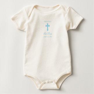 Child of God |  Boy Christening Baby Bodysuit