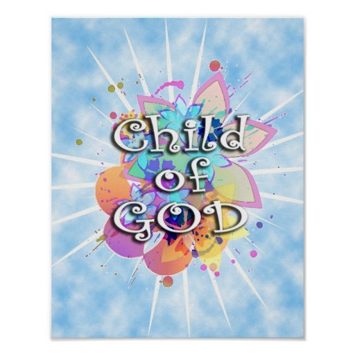 Child of God, Pastel Posters